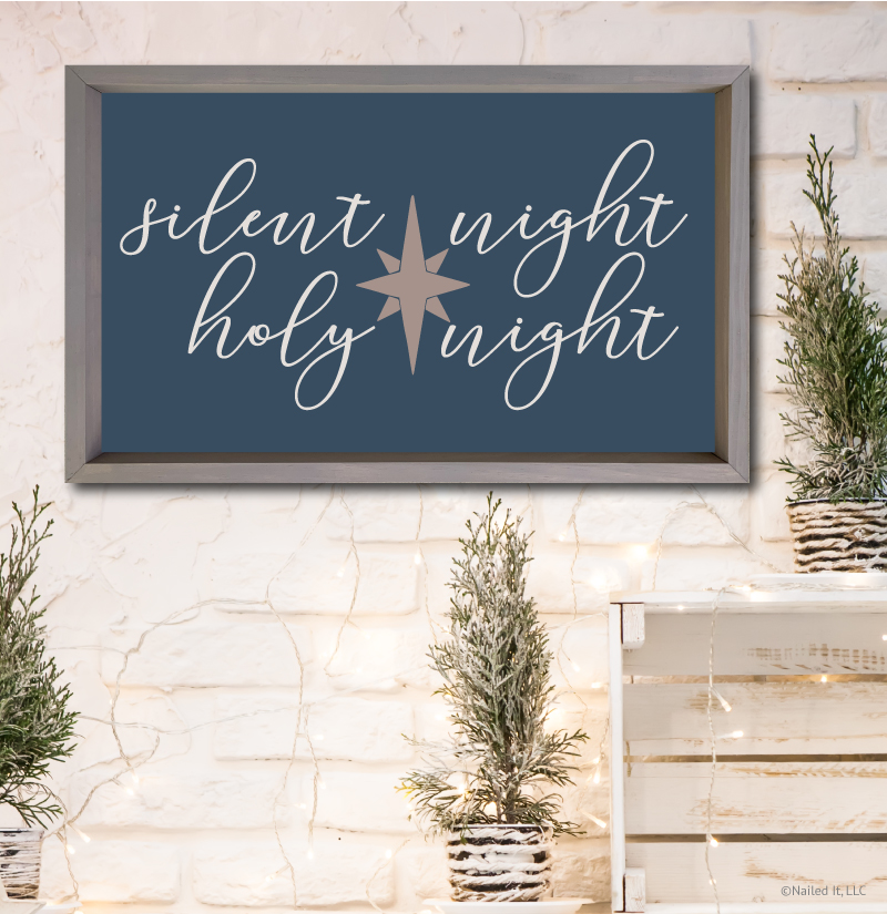 1051 Silent Night Holy Night